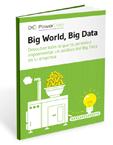 Big world big data simbolo