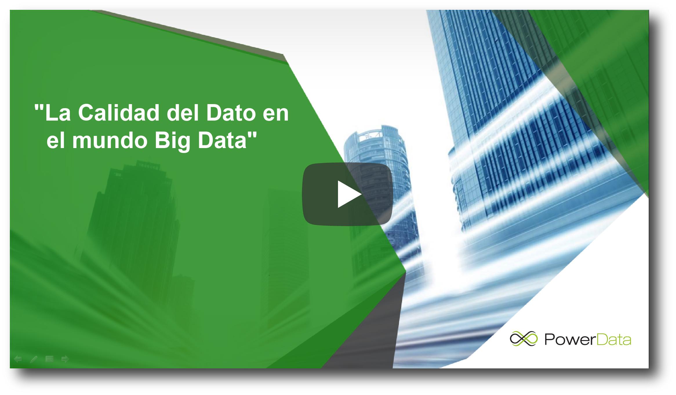 portadaLa Calidad de Datos en el mundo Big Data sombra