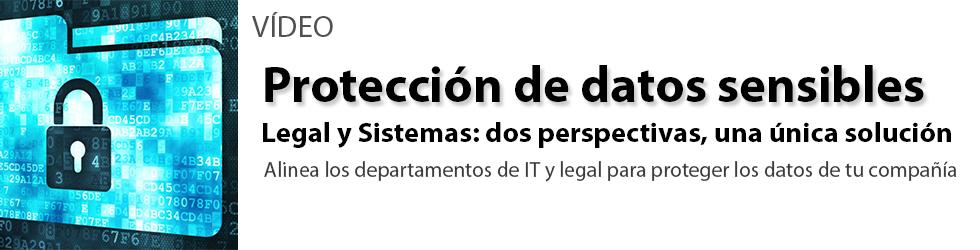 Proteccion datos sensibles